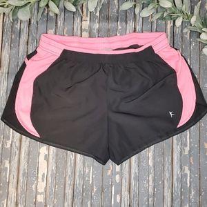 Danskin Now Athletic Shorts - Sz L